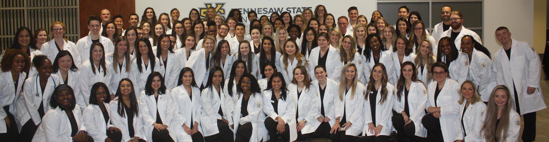 Spring 2020 White Coat Ceremony
